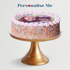 Michel's Personalised VanillaSponge Cake