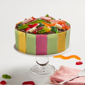Michel's Candy Carnival Surprise Cake