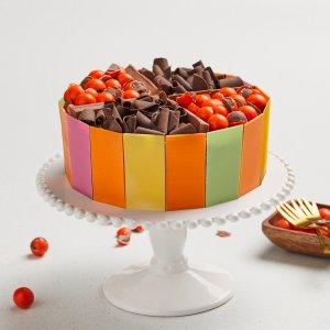 Michel's Choc Orange Surprise Cake