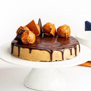 Michel's Caramel Mud Cake