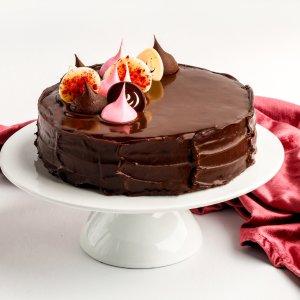 Michel's Neapolitan Mousse Cake