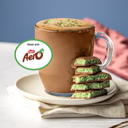 Nestle Aero Hot Chocolate
