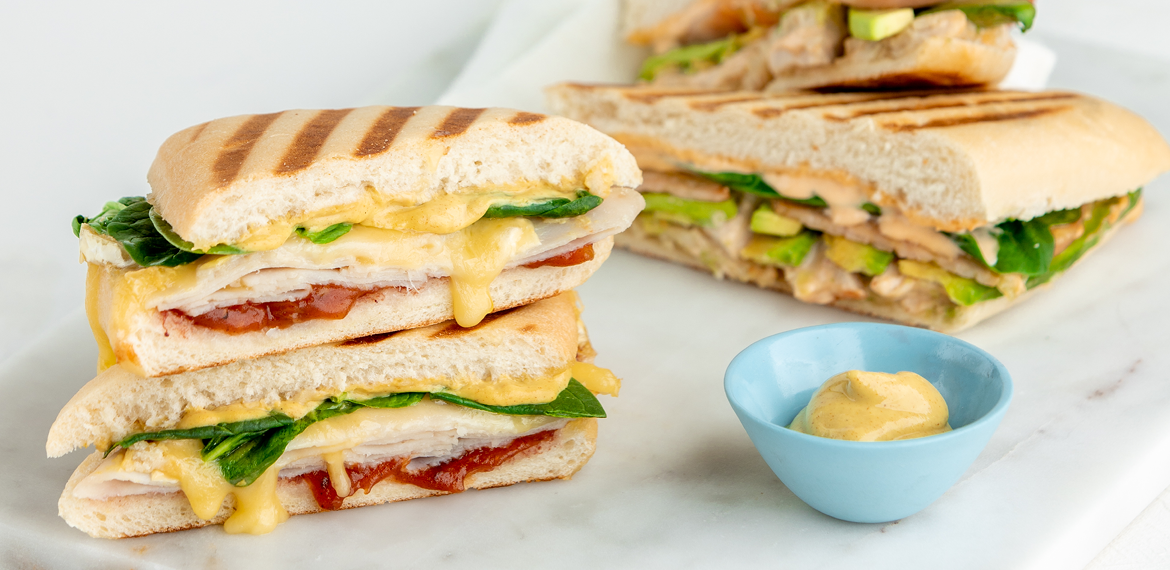 Michel's Grillers - Paninis
