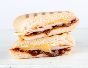 Smokey Ham & Brie Griller - Panini