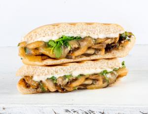 Creamy Veggie Griller - Panini