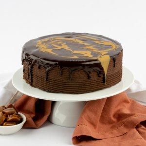 Michel's Caramel Mudcake NSW