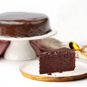 Michel's Chocolate Mud Cake